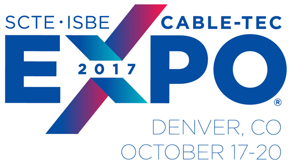 2017 SCTE-ISBE Cable-Tec Expo