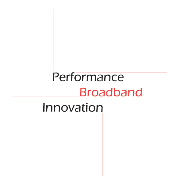 Performance, Broadband, Innovation