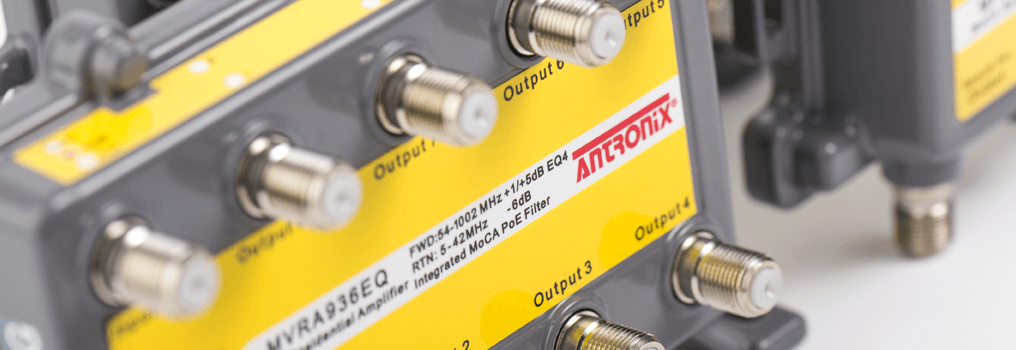 Antronix Residential Amplifier
